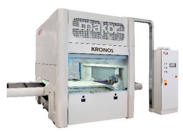 Spray Machines - KRONOS