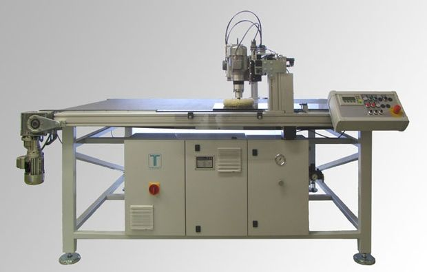 HBS 2500 – Polishing & Sanding Machine