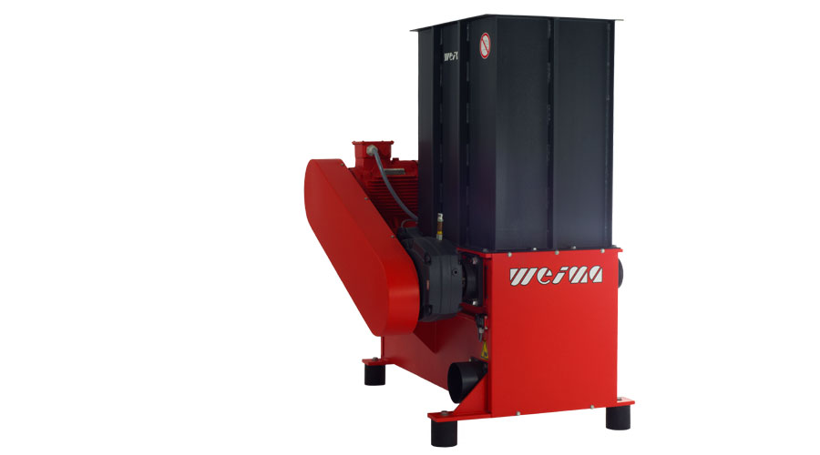 WLK Series – Hopper-Fed-Shredders