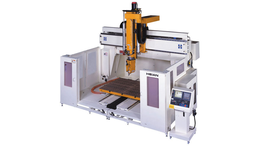 FP Series - 5-Axis CNC Routers