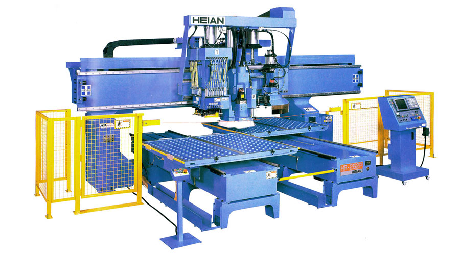 ZR Series - Twin Table CNC Routers