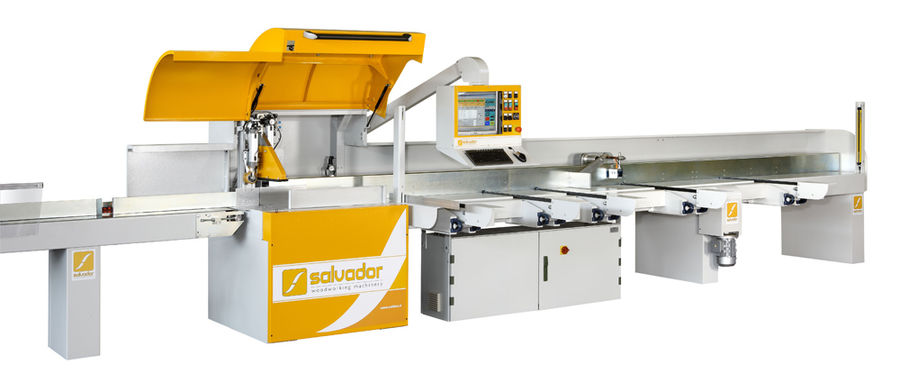 Chop Saws – Push Feed Solutions
