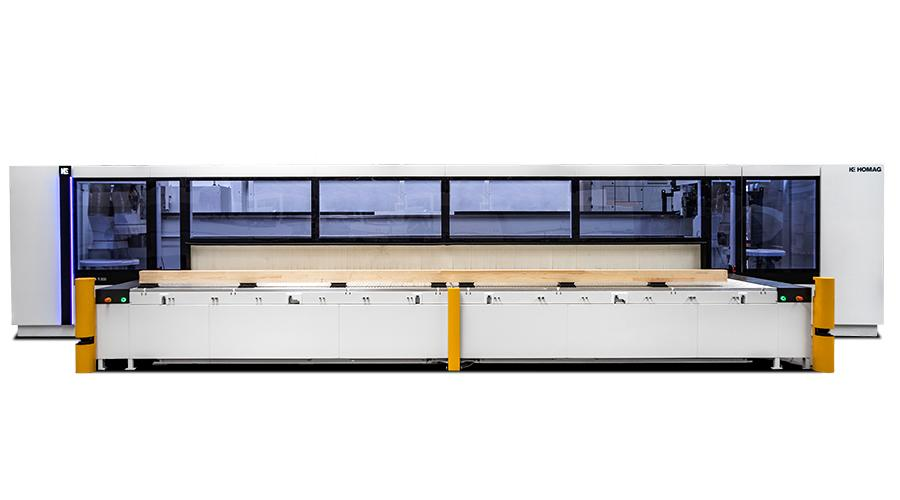 CENTATEQ T-300 Twin Table CNC Router
