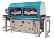 BSD 2000 – Buffing & Cleaning System