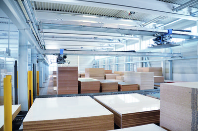 Intellistore Storage Technology - Material Handling