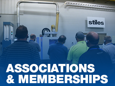 Stiles - Associations and Memberships