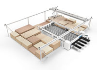 STORETEQ Panel Storage and Retrieval Systems