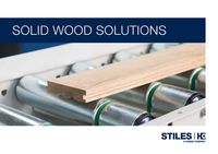 3.0 Solid Wood Solutions Brochure